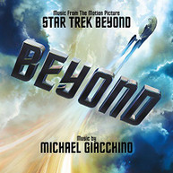 MICHAEL GIACCHINO - STAR TREK BEYOND / SOUNDTRACK VINYL
