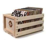 CROSLEY RECORD STORAGE CRATE - TURNTABLE ACCESSORY