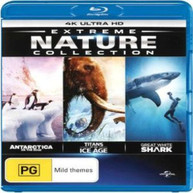 EXTREME NATURE COLLECTION (UHD/BLU-RAY) BLURAY