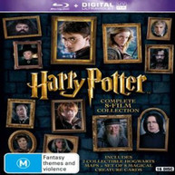HARRY POTTER: 8 FILM COLLECTION (SPECIAL LIMITED EDITION) (BLU-RAY/UV) BLURAY
