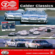 MAGIC MOMENTS OF MOTORSPORT: CALDER CLASSICS (2015) DVD
