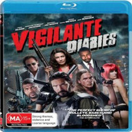 THE VIGILANTE DIARIES (2016) BLURAY
