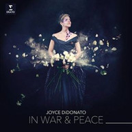 JOYCE DIDONATO - IN WAR & PEACE: HARMONY THROUGH MUSIC VINYL