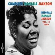 MAHALIA JACKSON - VOL. 11 COMPLETE MAHALIA JACKSON INTEGRALE 1960 CD