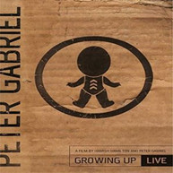 PETER GABRIEL - GROWING UP LIVE (UK) DVD