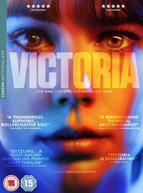VICTORIA (UK) DVD