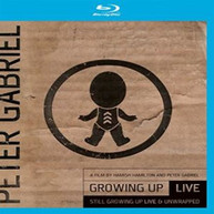 PETER GABRIEL - GROWING UP LIVE & UNWRAPPED + STILL GROWING UP BLURAY
