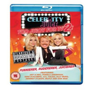 CELEBRITY JUICE TOO JUICY FOR TV 2 BLURAY