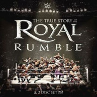 WWE: TRUE STORY OF ROYAL RUMBLE (2PC) (2 PACK) BLURAY