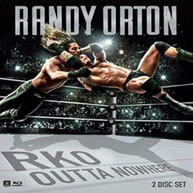 WWE: RANDY ORTON - RKO OUTTA NOWHERE (2PC) (2 PACK) BLURAY