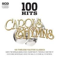 100 HITS: CAROLS &  HYMNS / VARIOUS - 100 HITS: CAROLS & HYMNS / VARIOUS CD