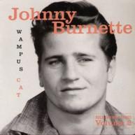 JOHNNY BURNETTE - WAMPUS CAT: ROCK & ROLL DEMOS 2 VINYL