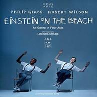GLASS /  SILVERMAN / DAVIS / MORAN - GLASS & WILSON: EINSTEIN ON THE DVD