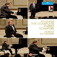 BEETHOVEN /  BUCHBINDER - BEETHOVEN: COMPLETE PIANO SONATAS (3PC) BLURAY