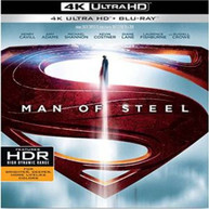 MAN OF STEEL - MAN OF STEEL (4K) (2 PACK) 4K BLURAY