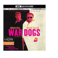 WAR DOGS - WAR DOGS (+BLURAY) (4K) 4K BLURAY