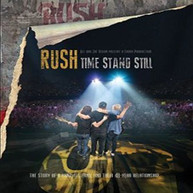 RUSH - TIME STAND STILL (DIGIPAK) DVD