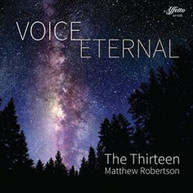 JR. CORNYSH /  FARMER / ROBERTSON - VOICE ETERNAL CD