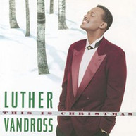 LUTHER VANDROSS - THIS IS CHRISTMAS VINYL