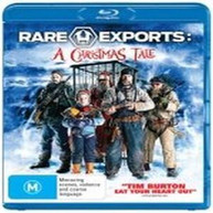 RARE EXPORTS: CHRISTMAS TALE / BLURAY
