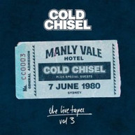 COLD CHISEL - THE LIVE TAPES VOL 3 VINYL