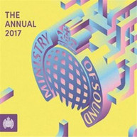 VARIOUS ARTISTS - MINISTRY OF SOUND: THE ANNUAL 2017 (2CD) CD