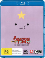 ADVENTURE TIME: SEASON 6 BLURAY