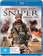 SNIPER: SPECIAL OPS (2016) BLURAY