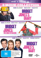 3 MOVIE PACK: BRIDGE JONES'S DIARY / BRIDGE JONES'S DIARY: EDGE OF REASON /