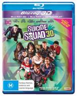 SUICIDE SQUAD (3D BLU-RAY/BLU-RAY/UV) (2016) BLURAY
