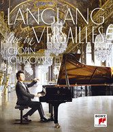 LANG LANG - LIVE IN VERSAILLES (IMPORT) BLURAY