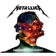 METALLICA - HARDWIRED...TO SELF-DESTRUCT (2CD) CD