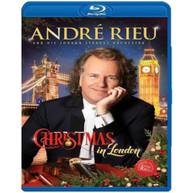 ANDR?ë RIEU - CHRISTMAS IN LONDON BLURAY