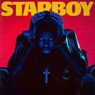 WEEKND - STARBOY (CLEAN) CD