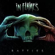 IN FLAMES - BATTLES (YELLOW) (VINYL) (W/CD) (IMPORT) VINYL