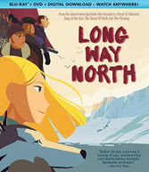 LONG WAY NORTH COMBO (2PC) (WS) BLURAY