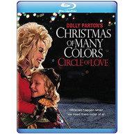DOLLY PARTON'S CHRISTMAS OF MANY COLORS: CIRCLE OF BLURAY