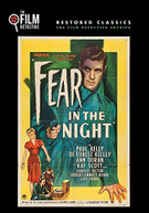 FEAR IN THE NIGHT (MOD) DVD