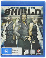 WWE: DESTRUCTION OF THE SHIELD (2PC) / BLURAY