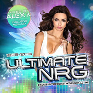ALEX K - ULTIMATE NRG ´?¢ BEST OF NRG 1996-2016 CD