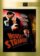 HOUSE OF STRANGERS (MOD) DVD