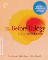 CRITERION COLLECTION: THE BEFORE TRILOGY (3PC) BLURAY