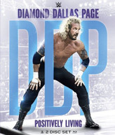 WWE: DIAMOND DALLAS PAGE: POSITIVELY LIVING (2PC) BLURAY