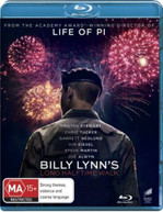 BILLY LYNN'S LONG HALFTIME WALK (2016) BLURAY