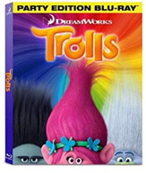 TROLLS (2PC) (+DVD) (2 PACK) (WS) BLURAY