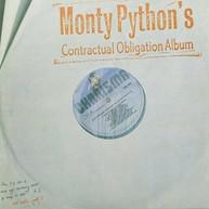 MONTY PYTHON - CONTRACTUAL OBLIGATION ALBUM (UK) VINYL