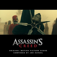 JED (UK) KURZEL - ASSASSIN'S CREED / SOUNDTRACK (UK) VINYL