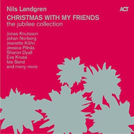 NILS LANDGREN - CHRISTMAS WITH MY FRIENDS: JUBILEE COLLECTION VINYL