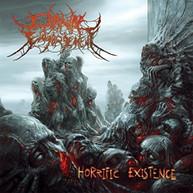 CRANIAL ENGORGEMENT - HORRIFIC EXISTENCE CD