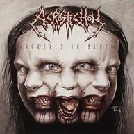 ACROSTICHON - ENGRAVED IN BLACK (UK) CD